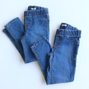 OshKosh Legging Jeans size 5T